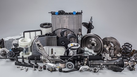 Audi Car Spare Parts